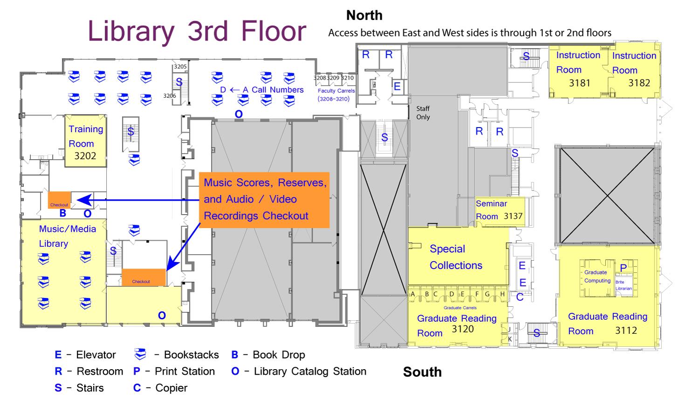 Tcu Library Screening Room