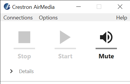 Air Media Laptop Console